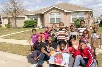 Your Organization's Story:  Dallas Habitat for Humanity